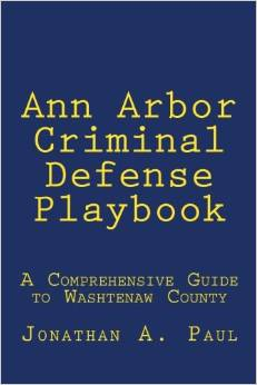 ann arbor criminal lawyer